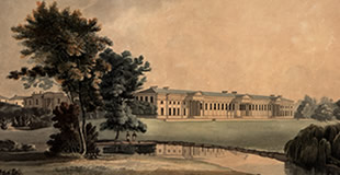 Haileybury College (published in 1810 by Thomas Medland)